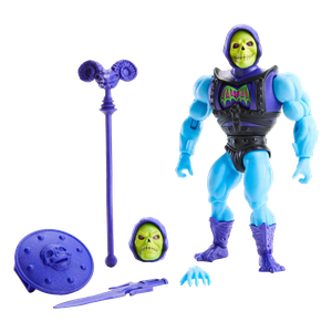 [Masters Of The Universe Origins: Deluxe Action Figure: Skeletor (Battle Armour) (Product Image)]