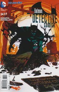 [Detective Comics #34 (Product Image)]