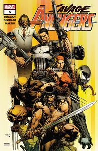 [Savage Avengers #5 (Product Image)]