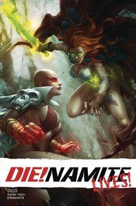 [Die!Namite: Lives #3 (Cover P Bonus Lim Variant) (Product Image)]