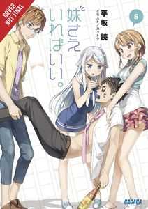 [A Sister's All You Need: Volume 5 (Light Novel) (Product Image)]