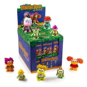 [Kidrobot: Mini Figure: Fraggle Rock Series (Product Image)]