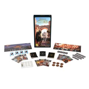 [7 Wonders: 2nd Edition: Cities Expansion (Product Image)]
