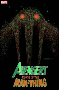 [Avengers: Curse Of The Man-Thing #1 (2nd Printing Gleason Webhead Variant) (Product Image)]