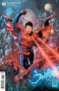 [Superman #26 (Bryan Hitch Variant Edition) (Product Image)]