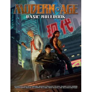 [Modern Age: Rulebook (Product Image)]