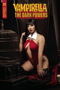 [Vampirella: Dark Powers #1 (Cover E Ramirez Cosplay) (Product Image)]