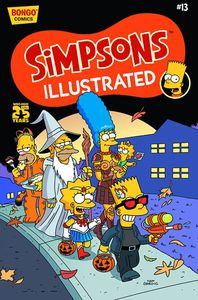 [Simpsons: Illustrated #13 (Product Image)]