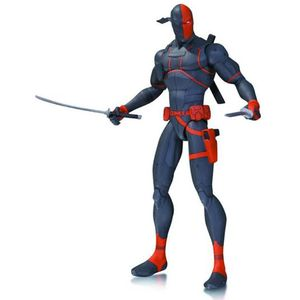 [DC: Son Of Batman: Action Figures: Deathstroke (Product Image)]