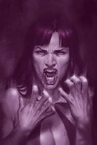 [Vengeance Of Vampirella #10 (Parrillo Tint Virgin Variant) (Product Image)]