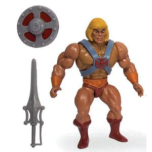 [Masters Of The Universe: Vintage Action Figure: He-Man (Product Image)]