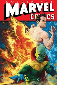 [Golden Age Marvel Comics: Omnibus: Volume 2 (Hardcover) (Product Image)]
