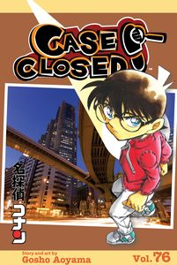 [Case Closed: Volume 76 (Product Image)]