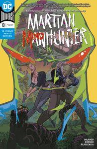 [Martian Manhunter #10 (Product Image)]