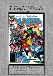 [Marvel Masterworks: Uncanny X-Men: Volume 11 (Hardcover) (Product Image)]