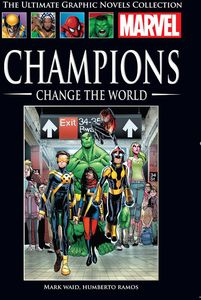 [Marvel Graphic Novel Collection: Volume 197: Champions (Product Image)]