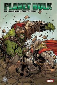 [LCSD 2017: Planet Hulk (Hardcover) (Product Image)]