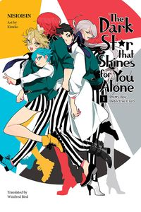 [Pretty Boy Detective Club: The Dark That Shines For You Alone (Product Image)]