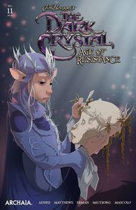 [Jim Henson's Dark Crystal: Age Resistance #11 (Cover A Main) (Product Image)]