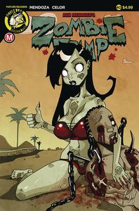 [Zombie Tramp Ongoing #40 (Cover A Mendoza) (Product Image)]
