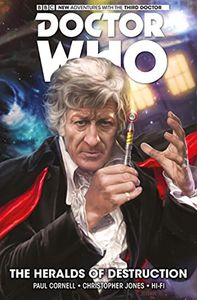[Doctor Who: Third Doctor: Volume 1: Heralds Of Destruction (Product Image)]