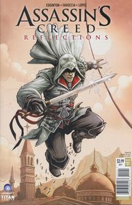 [Assassins Creed: Reflections #1 (Cover D Arranz) (Product Image)]