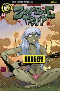 [Zombie Tramp: Ongoing #79 (Cover B Maccagni Risque) (Product Image)]