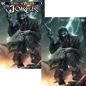 [Joker: Year Of The Villain #1 (Mattina Variant Set) (Product Image)]