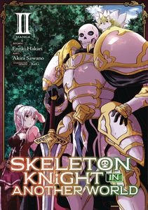 [Skeleton Knight In Another World: Volume 2 (Product Image)]