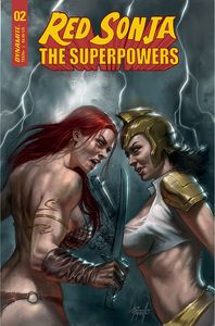 [Red Sonja: The Superpowers #2 (Cover A Parrillo) (Product Image)]