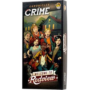[Chronicles Of Crime: Welcome To Redview (Product Image)]