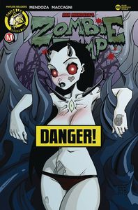 [Zombie Tramp Ongoing #46 (Cover F Mendoza Risque) (Product Image)]