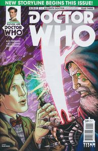 [Doctor Who: 11th Doctor: Year Three #9 (Cover A Shedd) (Product Image)]
