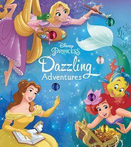 [Disney Princess: Dazzling Adventures (Board Book) (Product Image)]
