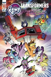 [My Little Pony/Transformers II #1 (Price Variant) (Product Image)]