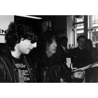 [Neil Gaiman and Alice Cooper Signing (Product Image)]
