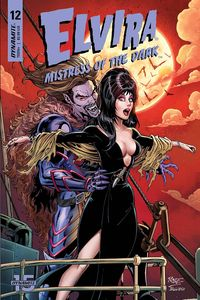 [Elvira: Mistress Of Dark #12 (Cover C Royle) (Product Image)]
