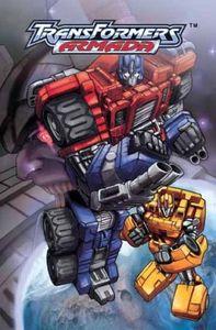 [Transformers: Armada: Volume 1 (Product Image)]