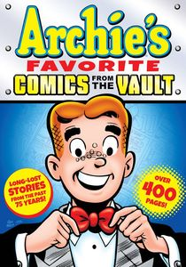 [Archie Comics: Favorites From The Vault (Product Image)]