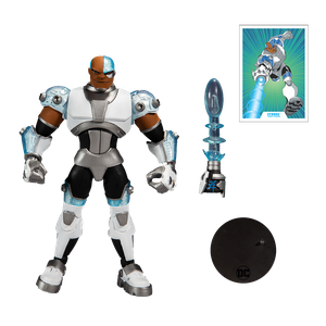 [DC Multiverse: Action Figure: Animated Cyborg (Product Image)]