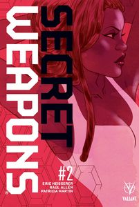 [Secret Weapons #2 (Cover B Sauvage) (Product Image)]