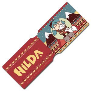 [Hilda: Travel Pass Holder: Young Hilda & Twig (Product Image)]