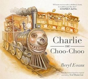 [Charlie The Choo-Choo: From The World Of The Dark Tower (Hardcover) (Product Image)]
