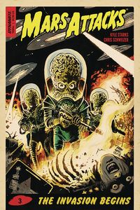 [Mars Attacks #3 (Cover A Francavilla) (Product Image)]