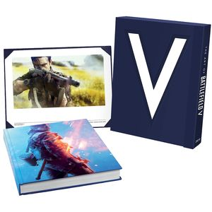 [Art Of Battlefield V (Limited Edition Hardcover) (Product Image)]