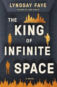 [The King Of Infinite Space (Hardcover) (Product Image)]