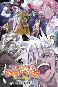 [Twin Star Exorcists: Onmyoji: Volume 17 (Product Image)]