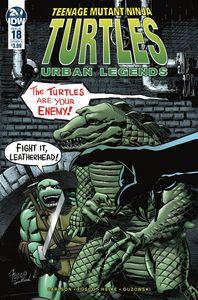 [Teenage Mutant Ninja Turtles: Urban Legends #18 (Cover A Fosco) (Product Image)]