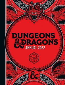 [Dungeons & Dragons: Annual 2022 (Product Image)]