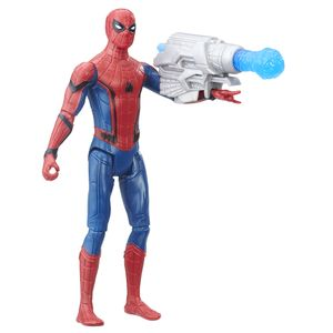 [Spider-Man: Homecoming: Web City Wave 1 Action Figure: Spider-Man (Product Image)]